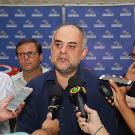 Laurence Casagrande Lourenço assumiu a Dersa em 2011 com a promessa de resolver denúncias Foto: Divulgação/Governo do Estado de São Paulo