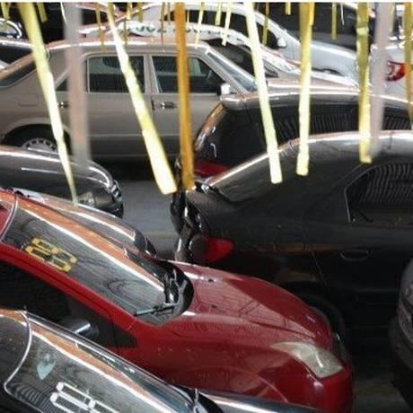 Venda de veículos novos subiu 14,8% em agosto Foto: Arquivo- Agência O Globo
