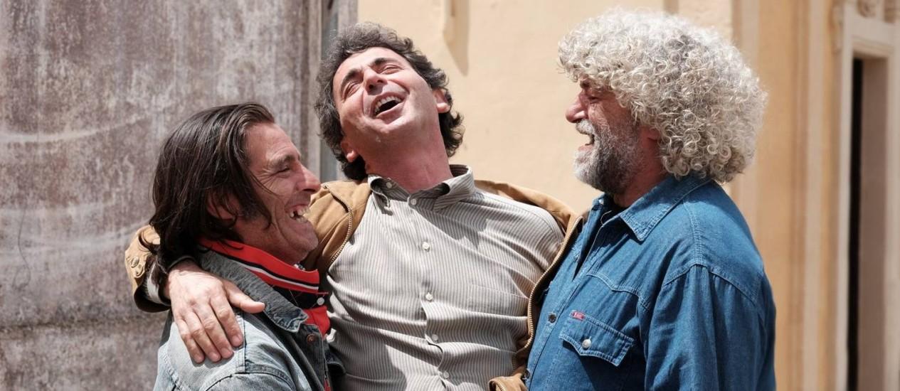 """Cena do filme """"A vida em família"""", de Edoardo Winspeare Foto: Divulgação / Divulgação"""