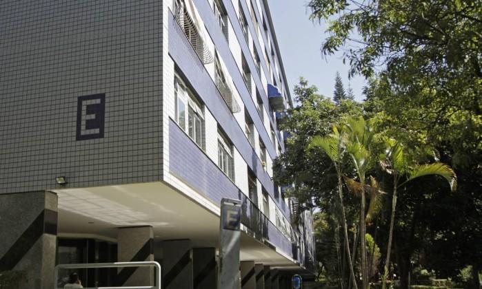 Imóveis funcionais são destinados a servidores públicos Foto: Jorge William / Agência O Globo