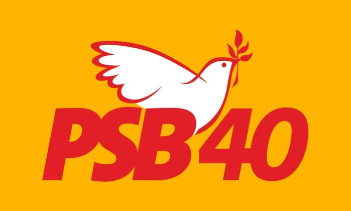 Logo do PSB Foto: Reprodução