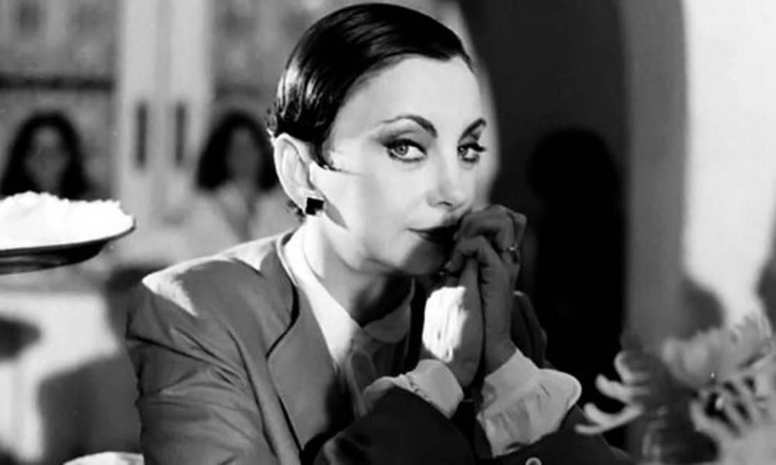 Beatriz Segall viveu uma personagem lésbica no seriado 'Plantão de polícia', que foi ao aor no fim dos anos 1970 Foto: Cedoc/Globo