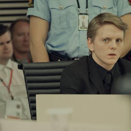 Cena do filme '22 July' Foto: Reprodução