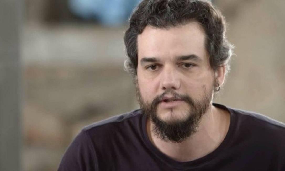 O ator Wagner Moura Foto: Divulgação