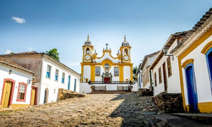 Tiradentes Foto: Divulgação