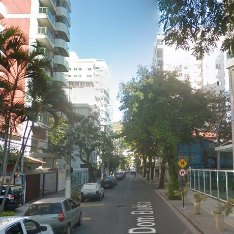 Acidente ocorreu na Rua Dom Bosco, em Icaraí Foto: Reprodução/Google Maps