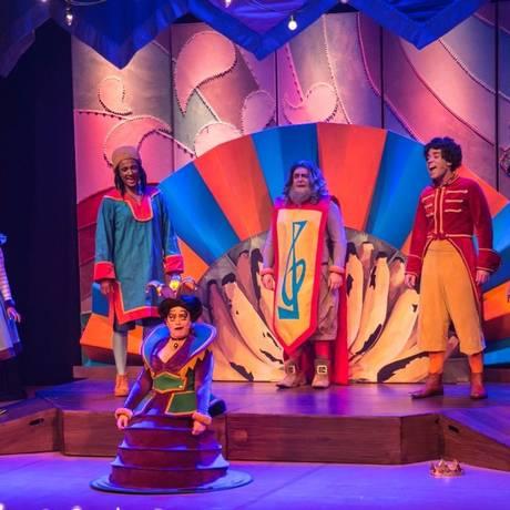 O espetáculo faz parte do projeto Grandes Músicos para Pequenos Foto: Junior Mandriola / Divulgação/Junior Mandriola