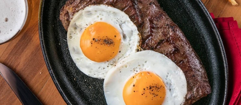 Ovos à mesa do Maria e o Boi Foto: Divulgação/Tomas Rangel