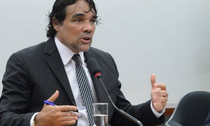 Edison Lobão Filho Foto: Antonio Cruz / Agência Brasil