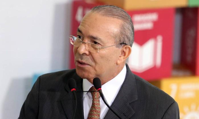 O ministro da Casa Civil Eliseu Padilha Foto: Givaldo Barbosa / Agência O Globo
