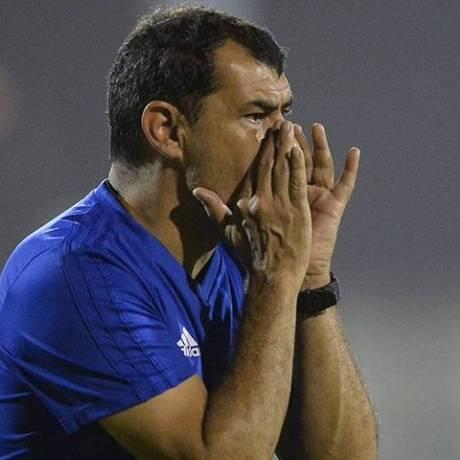 Carille trocou o Corinthians pelo futebol árabe Foto: Reprodução