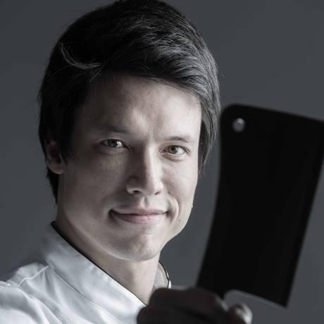 Chef. Leo Young ensinará no dia 16, às 15h, uma das receitas do seu livro