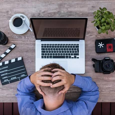 Vontade de quebrar tudo? Respire fundo e trabalhe para dar o seu melhor Foto: Pixabay/Pixabay