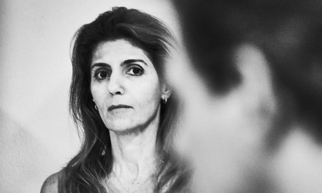 Ana Estela, mulher de Haddad, acompanha o marido na campanha Marcelo Saraiva / Época