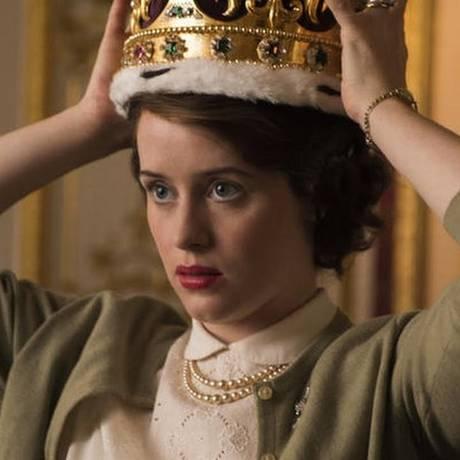 Claire Foy em 'The Crown', uma produção da Netflix Foto: Divulgação