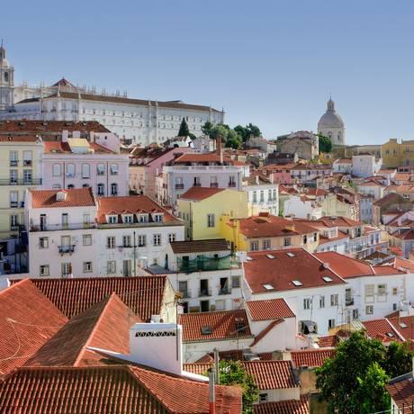 Vista de Lisboa Foto: Pixabay