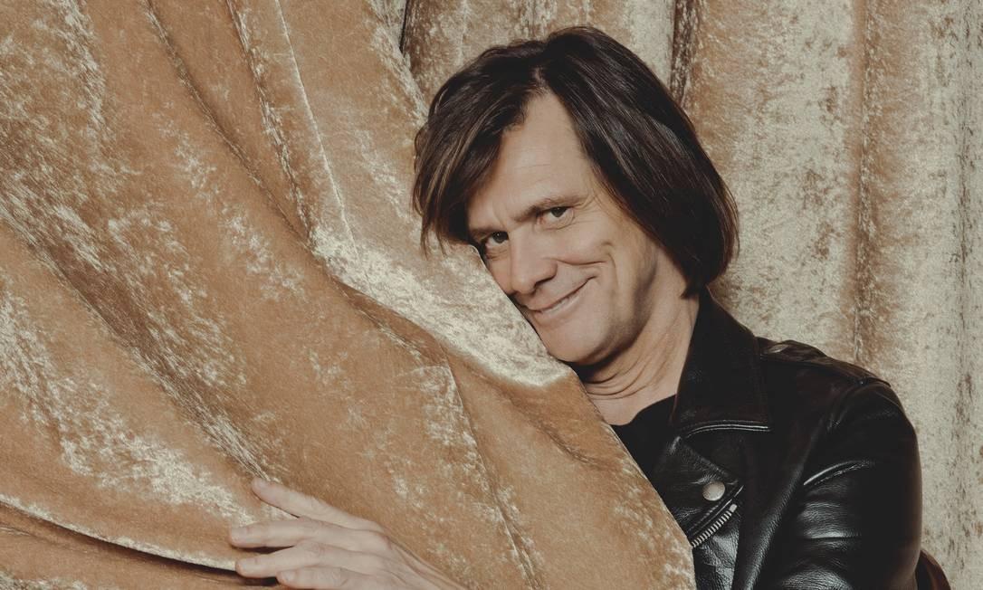 Jim Carrey: sumido das telas, ator faz retorno à TV com a série 'Kidding' Foto: RYAN PFLUGER / NYT