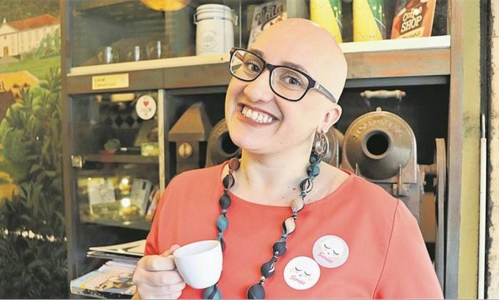 Lolla Angelucci Foto: Ana Roditi
