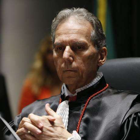 Desembargador Carlos Eduardo da Fonseca Passos, presidente do Tribunal Regional Eleitoral do Rio (TRE-RJ) Foto: Fernando Frazão / Agência O Globo