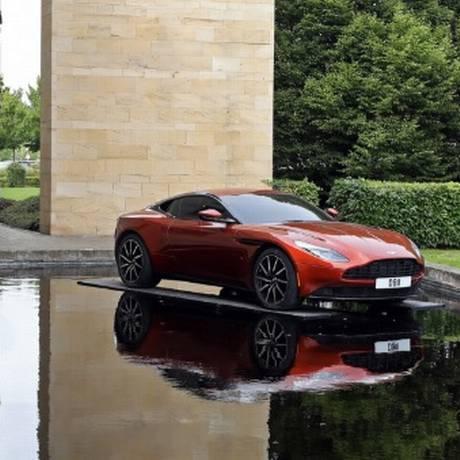 Aston Martin tenta agradar às mulheres Foto: Bloomberg