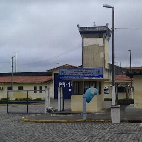 Cerca de 33 detentos já foram capturados após fuga em massa na Penitenciária de Segurança Máxima Romeu Gonçalves Abrantes, o PB1, em João Pessoa Foto: Reprodução google maps