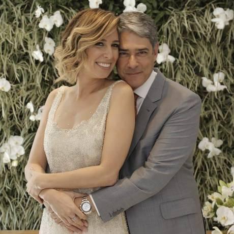 Natasha e William Foto: Divulgação / Maria Mendes
