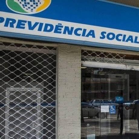 Agência da Previdência Social Foto: Arquivo