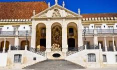 Com mais de 700 anos de história e considerada Patrimônio da Humanidade pela UNESCO, a Universidade de Coimbra Foto: Bruna Grassi/Divulgação