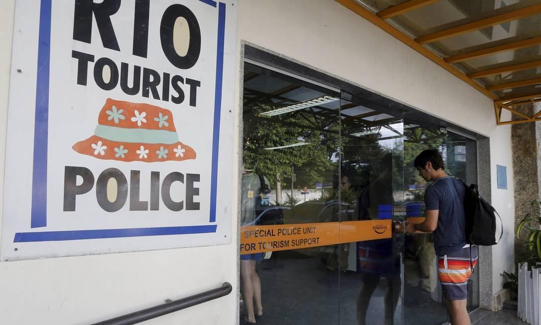 Plano Integrado de Segurança Turística começa a ser implementado no Rio Foto: Domingos Peixoto / Agência O Globo