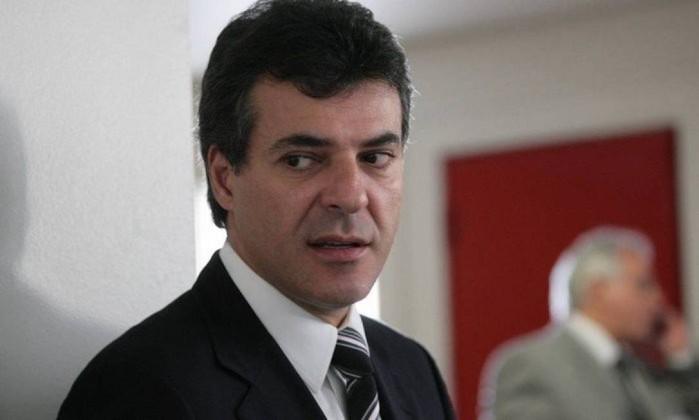 O ex-governador Beto Richa Foto: Marcos Alves / Agência O Globo