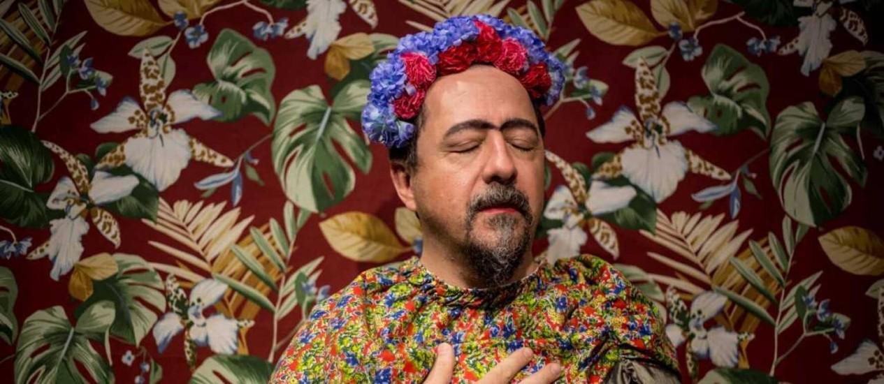 """Imagem do projeto """"Todos podem ser Frida"""" Foto: Camila Fontenele de Miranda / Divulgaçao"""