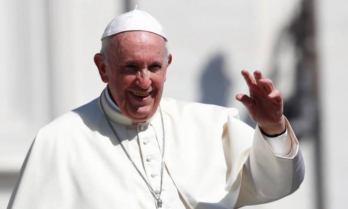 O papa Francisco Foto: Max Rossi / Reuters