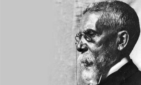Machado de Assis Foto: Arquivo Nacional