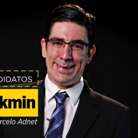 Marcelo Adnet imita Geraldo Alckmin em série de vídeos do GLOBO Foto: Reprodução de vídeo