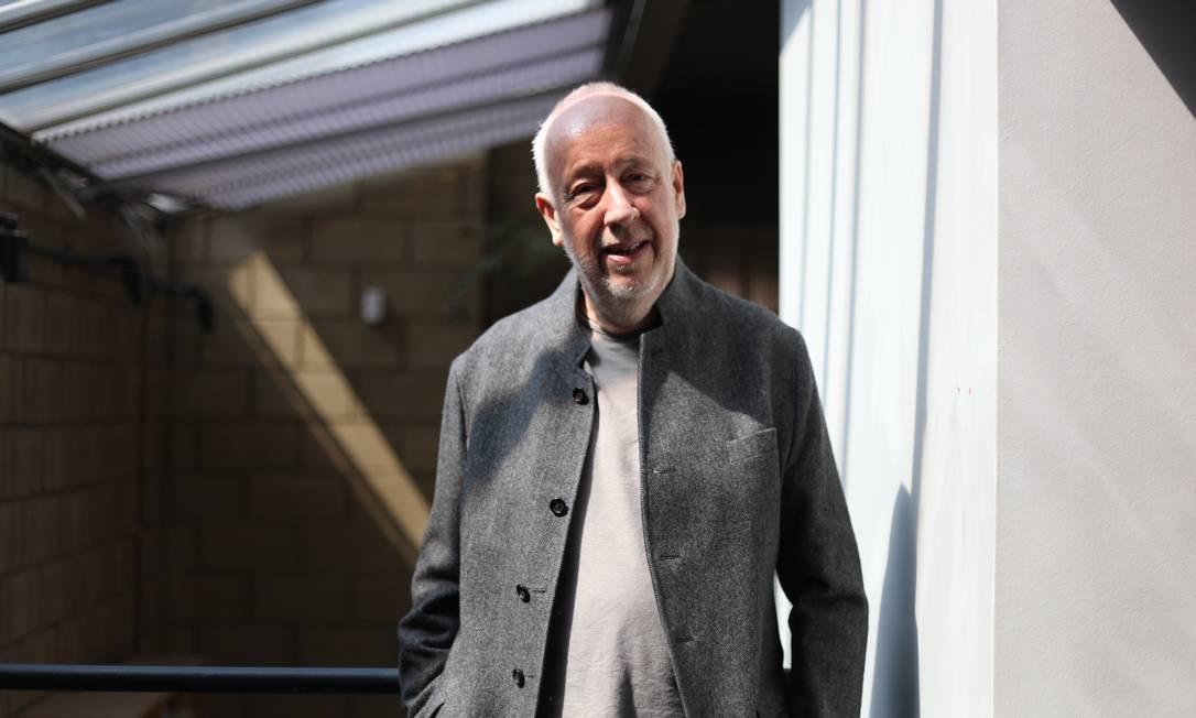 Martin Mills é presidente do Beggars Group, maior selo independente da Europa Foto: Beggars Group / Divulgação
