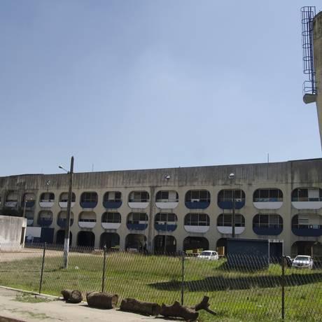 A penúltima da lista de piores escolas no Ideb da cidade é o Ciep Gustavo Capanema, em Nova Aurora, com nota 3,5 Foto: Mazé Mixo / Agência O GLOBO