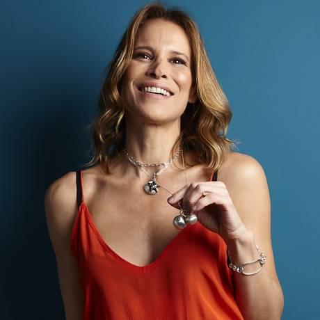 Carla Barros lança marca de joias Foto: Rag Dutra