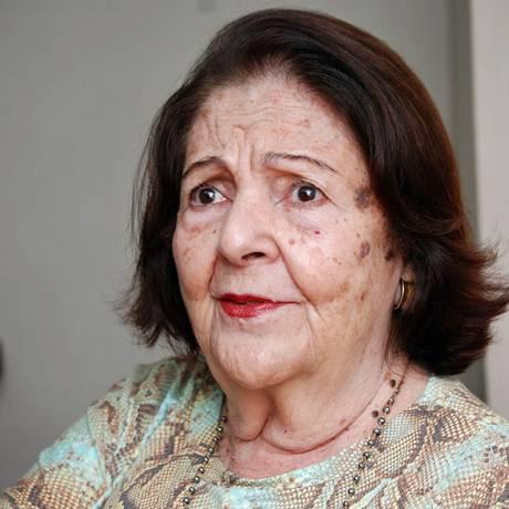 Cecília Conde era membro da Academia Brasileira de Música Foto: Anaceli Nuffer / Divulgação