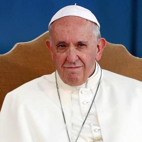 O Papa Francisco convocou líderes das conferências nacionais de bispos de todo o mundo Foto: Max Rossi / REUTERS