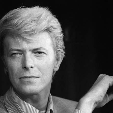 David Bowie Foto: RALPH GATTI / AFP