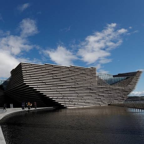 O museu V & A Dundee Foto: RUSSELL CHEYNE / REUTERS