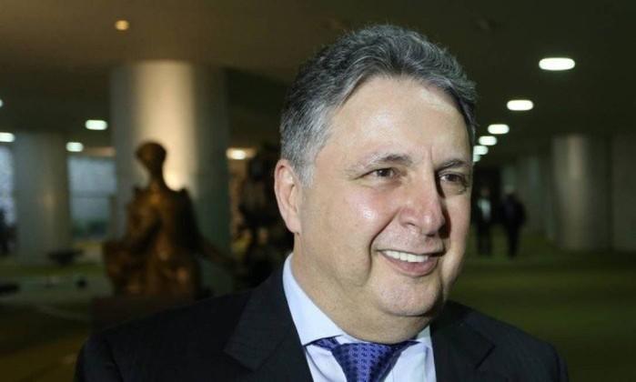 O ex-governador do Rio de Janeiro Anthony Garotinho, hoje no PRP Foto: Ailton de Freitas / Agência O Globo