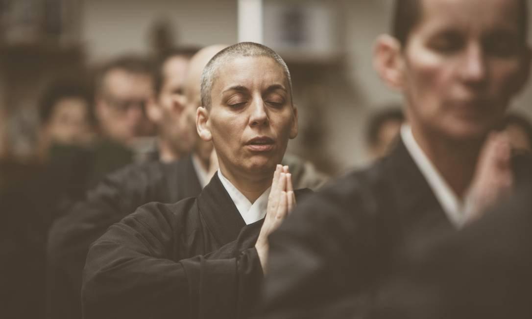 A monja Kankyo Tannier Foto: Divulgação