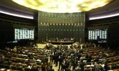 Congresso Nacional do Brasil Foto: Ailton de Freitas / Agência O Globo