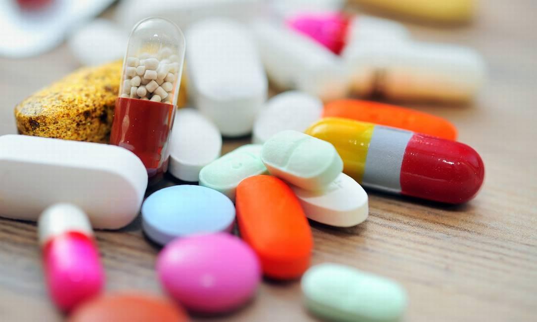 Pílulas diversas: é cada vez maior o uso de medicamentos para tratar transtorno de déficir de atenção e hiperatividade no mundo Foto: arquivo