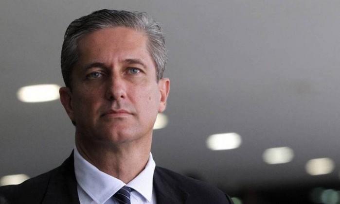 O deputado federal Rogério Rosso, candidato ao governo do Distrito Federal pelo PSD Foto: Givaldo Barbosa / Agência O Globo