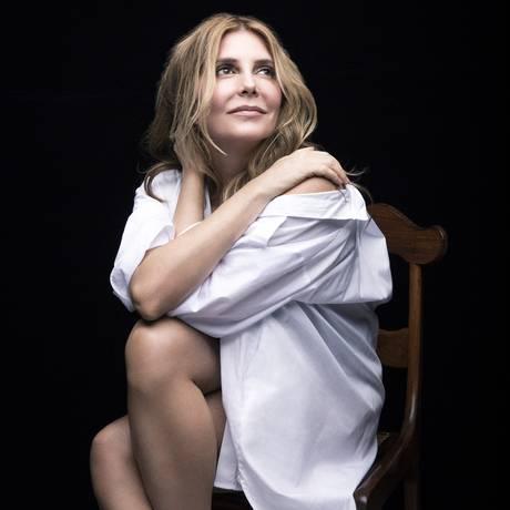 A atriz Maria Padilha celebra 40 anos de carreira Foto: Divulgação/Fernando Young