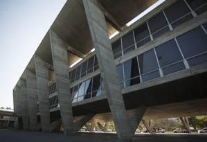 MAM: museu vai passar por mudanças administrativas para buscar associados Foto: Gabriel Monteiro / Agencia O Globo