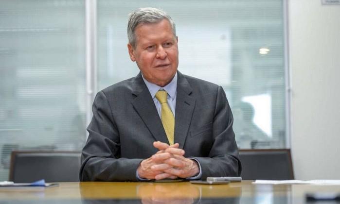 Arthur Virgílio, prefeito de Manaus Foto: Reprodução / Facebook