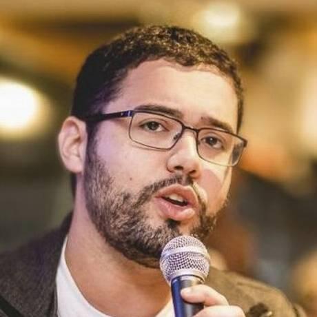 Pedro Duarte Júnior durante evento de arrecadação do RenovaBR